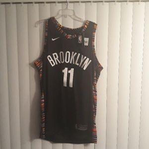 Kyrie Irving basketball jersey
